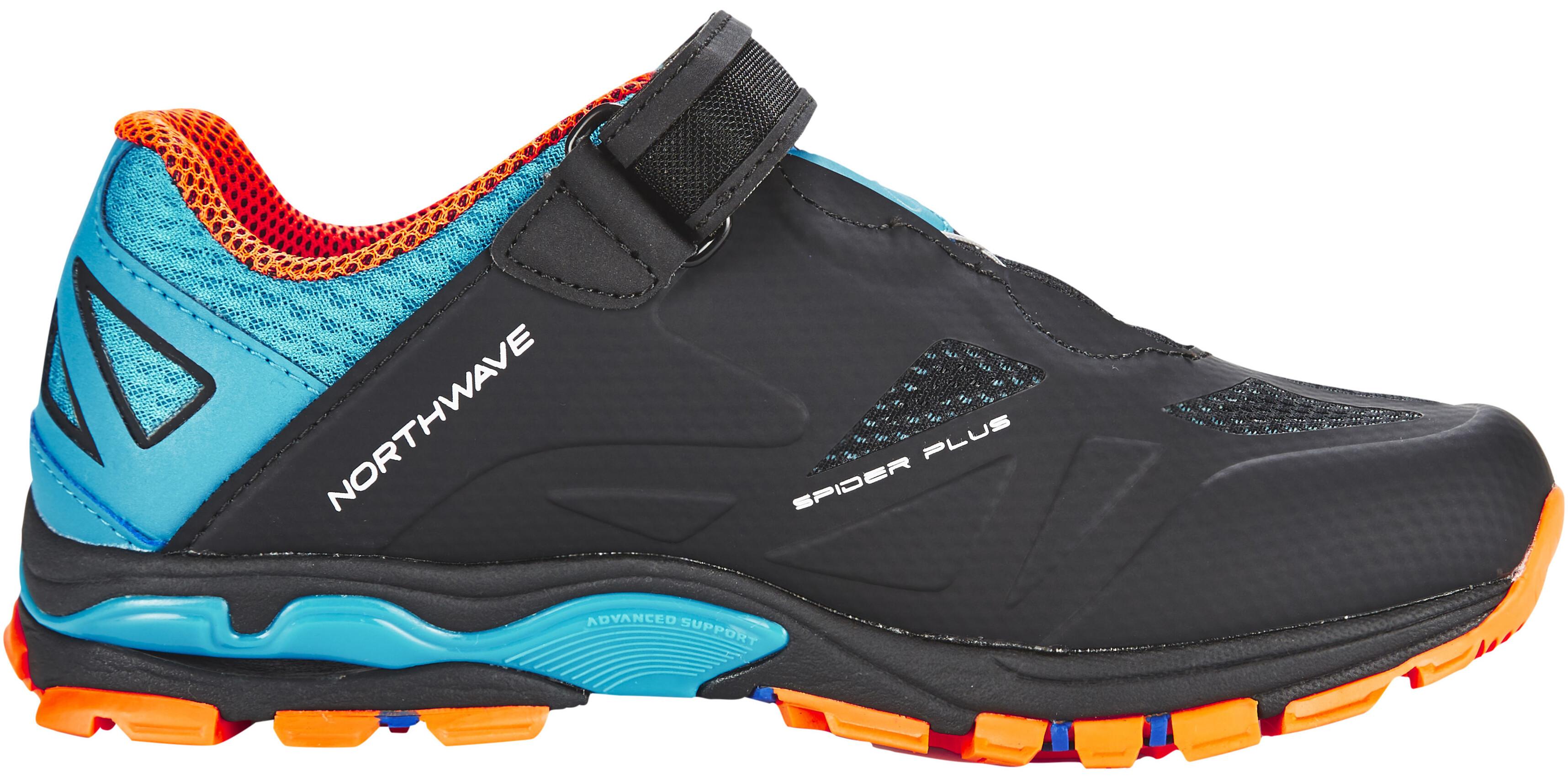 99a4fe8e191 Northwave Spider Plus 2 - Chaussures Homme - orange noir - Boutique ...